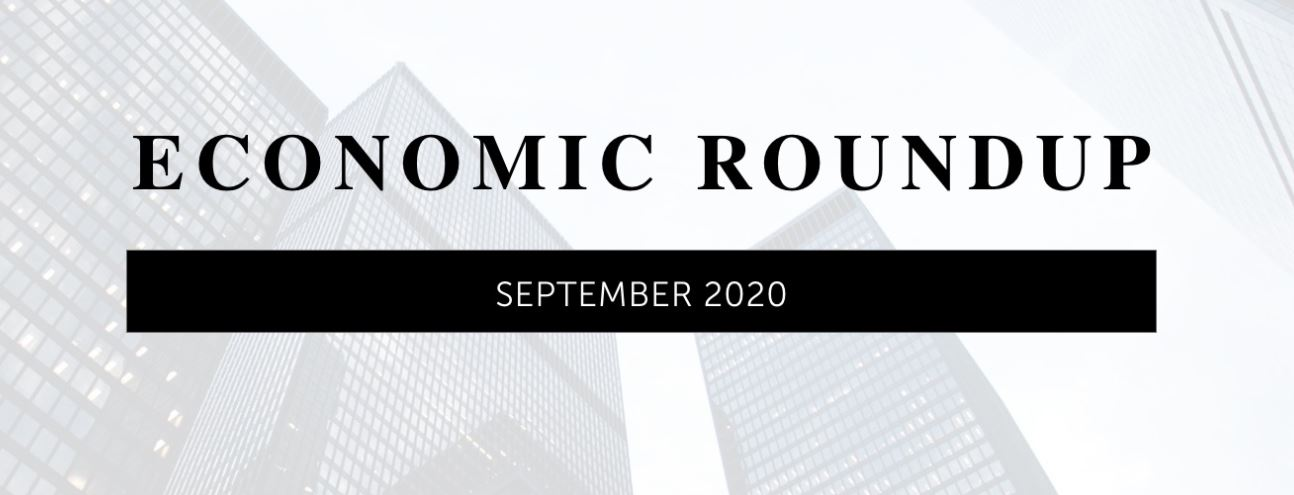 September 2020 Economic Roundup